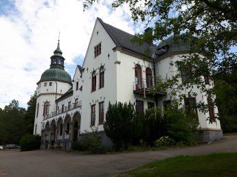 the Helliden castle